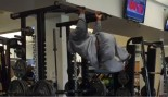 James Harrison at gym thumbnail