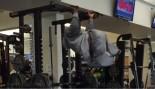 James Harrison at gym thumbnail