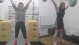 Champione Teenage Weightlifting  Sisters Have Broken Nearly 300 Records thumbnail