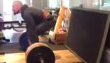Hugh Jackman Deadlifts 396.8 pounds thumbnail