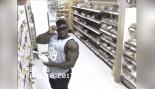 WATCH: Irish Bodybuilder Caught Flexing in Hilarious Grocery Store Video  thumbnail