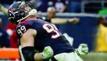 JJ Watt Tests B-Ball Game With Massive Dunk thumbnail
