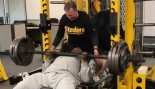 James Harrison Bench Press thumbnail