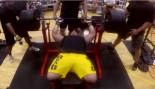 Jeremy Hoornstra barbell bench press thumbnail