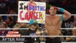 John Cena Pulls Young Cancer Patient Into The Ring thumbnail