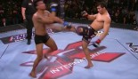 MMA Fighter Nearly Takes Opponent's Head Clean Off With Brutal Kick thumbnail