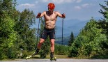 Diabetic Skier Kris Freeman Trains for Fifth Winter Olympics. thumbnail
