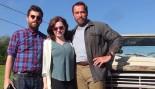 Henry Hudson, Abigail Breslin and Arnold Schwarzenegger. thumbnail