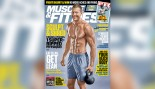 The March issue of 'Muscle & Fitness.' thumbnail