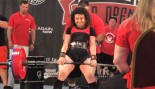 Powerlifter Squats More Than Four Times Her Bodyweight, Setting Wilks Score Record thumbnail