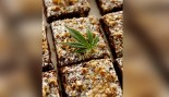 Batch of brownies with marijuana baked in thumbnail