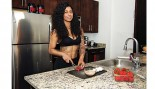 Massiel Arias in the kitchen thumbnail
