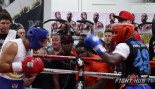Mayweather Bucks Trends, Allows Sparring Be Flimed thumbnail