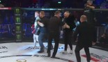 Conor McGregor in cage after fight thumbnail