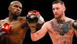 Floyd Mayweather and Conor McGregor squaring up thumbnail