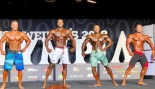 2018 Olympia Men's Physique Call Out Report thumbnail