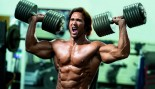 Mike O'Hearn Dumbbell Shoulder Press thumbnail