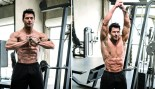 Shred Your Abs With the Overhead Pallof Press thumbnail