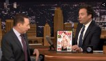 Pee-Wee Herman Talks About M&F Fitness Cover on Jimmy Fallon Show thumbnail