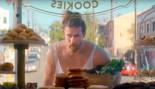 Man looking at cookies through window thumbnail