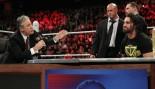 WWE Raw Jon Stewart, Seth Rollins thumbnail