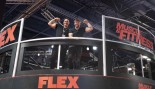 Stars Visit the Muscle & Fitness Booth thumbnail