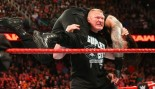 'Raw' Recap: Brock Lesnar Destroys a Blinded Roman Reigns, Dean Ambrose Returns thumbnail