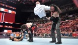 Undertaker chokeslams Triple H thumbnail