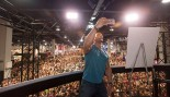 The Rock Makes Epic Appearance at the Olympia Expo thumbnail