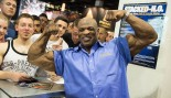 Ronnie Coleman is on a Mission to Get Back Into Competition Shape thumbnail