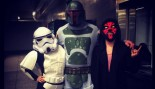 Ronda Rousey Struts Her Stormtrooper Gear thumbnail