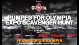 Get Pumped for Olympia Expo Scavenger Hunt thumbnail