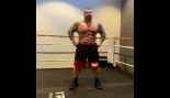Eddie Hall's Transformation thumbnail