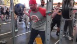 Mike O'Hearn Reps Out Insane Birthday Squats thumbnail