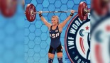 Morghan King Qualifies for U.S. Olympic Weightlifting Team thumbnail