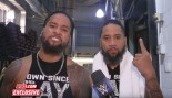 'Smackdown' Recap: The Usos Pay Tribute to Roman Reigns, Becky Lynch Attacks Charlotte at the WWE Performance Center thumbnail