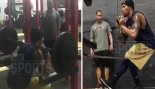 Baller Shot in Head Bounces Back at Gym thumbnail