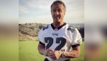 Sylvester Stallone wearing Philadelphia Eagles Football Jersey thumbnail