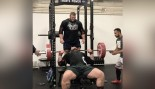 "The Mountain's ""Deloading Phase"" Includes Him Lifting a Half Ton  thumbnail"