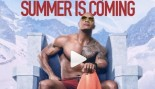 The Rock Heats Things Up with Latest Baywatch Promotion thumbnail