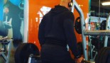 The Rock in the gym. thumbnail