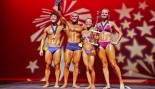 University of Pennsylvania students compete in body building competition thumbnail