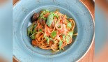 Vegan Mushroom Spaghetti thumbnail