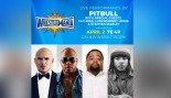 Pitbull, Flo Rida, Stephen Marley and Lunchmoney Lewis to Perform at WrestleMania thumbnail