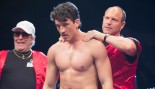 "Aaron Eckhart as Kevin Rooney in ""Bleed for This"" thumbnail"