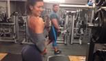 Amanda Latona's Husband Caught Copying Butt Selfie thumbnail