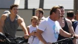 Arnold Schwarzenegger's Son Joe is Training to Compete Bodybuilding and We are Beyond Excited.  thumbnail