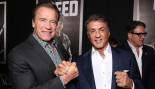 Arnold Schwarzenegger Learned to Hula With Sly Stallone thumbnail