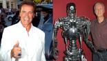 Arnold Schwarzenegger, Terminator, James Cameron thumbnail