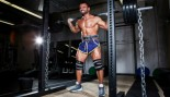 barbell squat with chains thumbnail